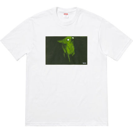 Supreme Tシャツ・カットソー Supreme Chris Cunningham Chihuahua Tee 18 AW WEEK 12(4)