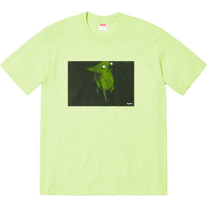 Supreme Tシャツ・カットソー Supreme Chris Cunningham Chihuahua Tee 18 AW WEEK 12(6)