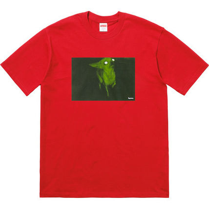Supreme Tシャツ・カットソー Supreme Chris Cunningham Chihuahua Tee 18 AW WEEK 12(8)