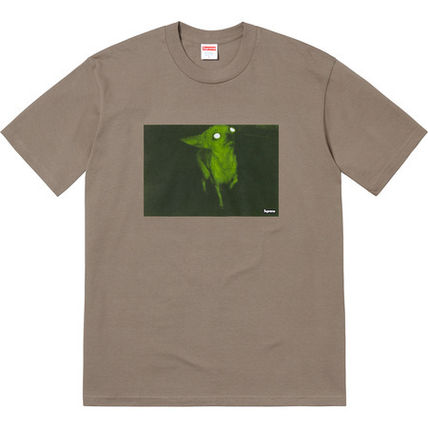 Supreme Tシャツ・カットソー Supreme Chris Cunningham Chihuahua Tee 18 AW WEEK 12(10)