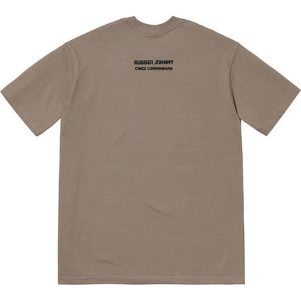 Supreme Tシャツ・カットソー Supreme Chris Cunningham Chihuahua Tee 18 AW WEEK 12(11)