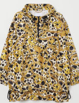 H&M MOSCHINO / Patterned Anorak / Light Beige Chains