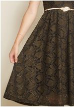 expression of elegance lace dress