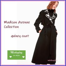 【kate spade】Madison Avenue★上品なロングコートquincy coat