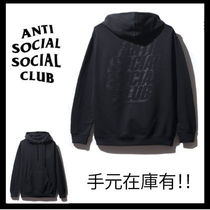 【希少】Anti Social Social Club/ Blockedパーカー/国内発送