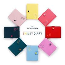 monopoly(モノポリー) 手帳 【monopoly(モノポリー)】2019 SMILEY DIARY VER.10