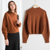 ★& Other Stories★モックネック ニット Mock Neck Sweater