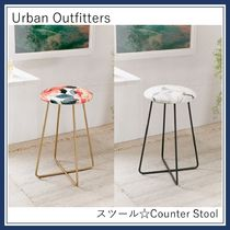 【Urban Outfitters・大型家具取扱】スツール☆Floral Stool