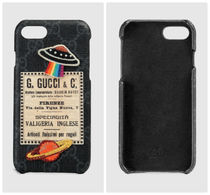 GUCCI  Gucci Courrier iPhone 8 case