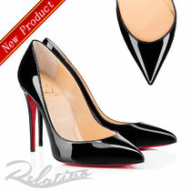★19SS★【Louboutin】Pigalle Follies 100 パテント パンプス