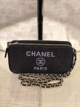 2019 CRUISE 最新作★CHANEL★いつも大活躍のDeauville Clutch