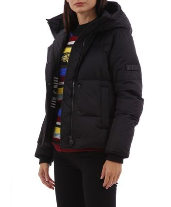 KENZO ダウンジャケット・コート 完売必須★送料★関税込★KENZO★Hooded quilted down jacket(4)