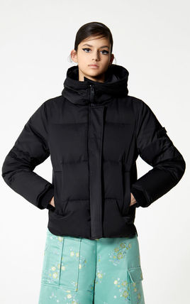 KENZO ダウンジャケット・コート 完売必須★送料★関税込★KENZO★Hooded quilted down jacket(7)