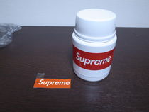 supreme Thermos Stainless King Food Jar and Spoon 白タグ付き