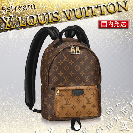 19SS 国内発 Louis Vuitton パームスプリングス バックパック PM