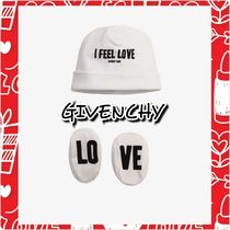GIVENCHY★新生児の帽子と靴のセット
