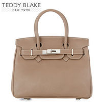 "日本未入荷☆teddy blake new york☆CATY SILVER 10""バッグ"