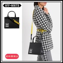 大人気★送料関税込★OFF WHITE Bag with Yellow shoulder belt