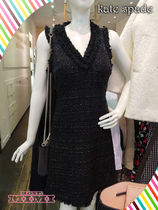 kate spade☆DASHING BEAUTY SPARKLE TWEED DRESS ツイード
