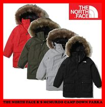 人気★【THE NORTH FACE】KIDS★MCMURDO CAMP DOWN PARKA★4色★