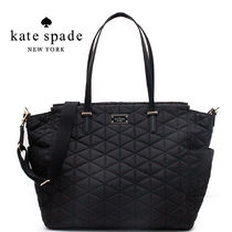 kate spade new york(ケイトスペード) マザーズバッグ 国内発 ケイトスペード マザーズ バッグ Quilted Kaylie BabyBag