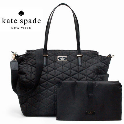 kate spade new york マザーズバッグ 国内発 ケイトスペード マザーズ バッグ Quilted Kaylie BabyBag(2)