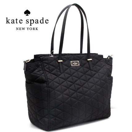 kate spade new york マザーズバッグ 国内発 ケイトスペード マザーズ バッグ Quilted Kaylie BabyBag(3)