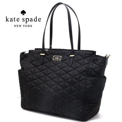 kate spade new york マザーズバッグ 国内発 ケイトスペード マザーズ バッグ Quilted Kaylie BabyBag(4)