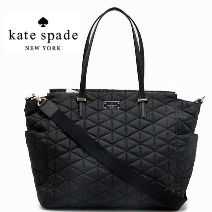 kate spade new york マザーズバッグ 国内発 ケイトスペード マザーズ バッグ Quilted Kaylie BabyBag(5)