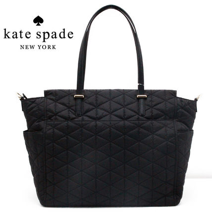 kate spade new york マザーズバッグ 国内発 ケイトスペード マザーズ バッグ Quilted Kaylie BabyBag(6)