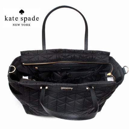 kate spade new york マザーズバッグ 国内発 ケイトスペード マザーズ バッグ Quilted Kaylie BabyBag(7)