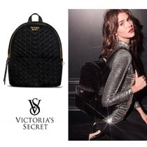 NEW! 最新作 ★ Super COOL Velvet Stud City Backpack