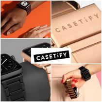 【Casetify】 ★ Apple Watchベルト ★Link Bracelet Band