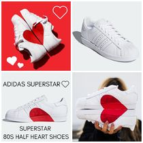 ♡adidas♡SUPERSTAR 80S HALF HEART SHOES  ハート