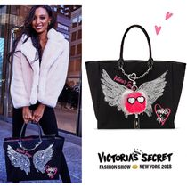 VS Fashion Show 2018 City Tote★ バッグ & キーチャーム SET