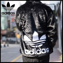 国内発送・正規品★adidas Originals★WOMEN'S ECO FUR JACKET-M