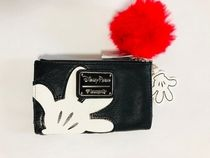 Disney Mickey  Mouse Wallet by Loungefly 国内即発送