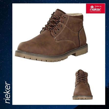 rieker lace-up boot brown ブーツ シューズ 靴 ブラウン セール