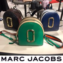 MARC JACOBS ◆  Logo Strap Pack Shot Backpack ロゴ