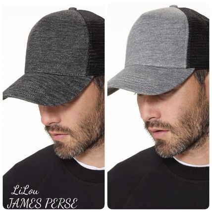 JAMES PERSE キャップ JAMES PERSE☆HEAVY TRI-BLEND TRUCKER HAT キャップ ... 4b95e202829