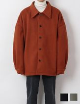 日本未入荷!!【SCENERITY】Shirt collar coat - 3color