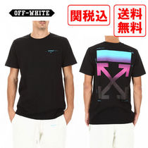 関税・送料込 Off-White gradient arrows Tシャツ