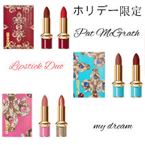 ホリデー限定★PAT McGRATH★ Divine Lipstick Duo(全3種類)