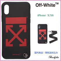 Off-White ☆ Arrow Logo iPhone ケース