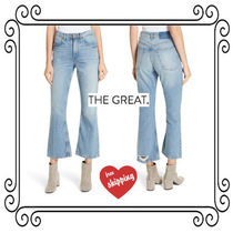 Sale!≡THE GREAT≡ Western Crop Bootcut ジーンズ♡