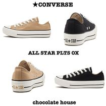 限定【CONVERSE】コンバース ALL STAR PLTS OX PLTS