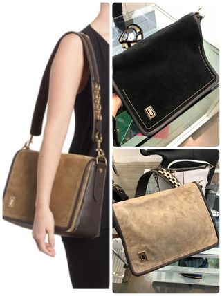 SALE!!【MARC JACOBS】M0013371★Suede Shoulder Bag★
