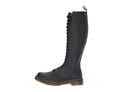 Dr Martens ロングブーツ 【SALE】Dr. Martens 1B60 20-Eye Zip Boot(4)