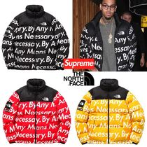 FW15 Supreme The North Face By Any Means Nuptse Jacket