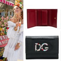 【VIP価格購入】small continental wallet with gemstone